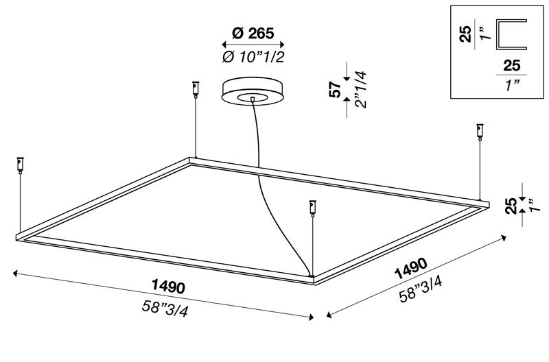 CIRCUS square S1500 v2